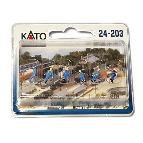 KATO 24-203 Railroad Worker