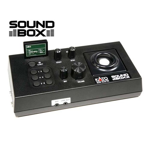 KATO 22-101 Analog Sound Box System