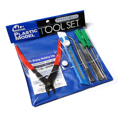 110233 A-5 Plastic Model Tool Set