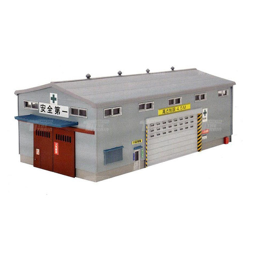 TM 256311 The Building Collection 137 Warehouse B