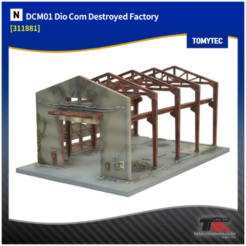 TM311881 DCM01 Dio Com Destroyed Factory