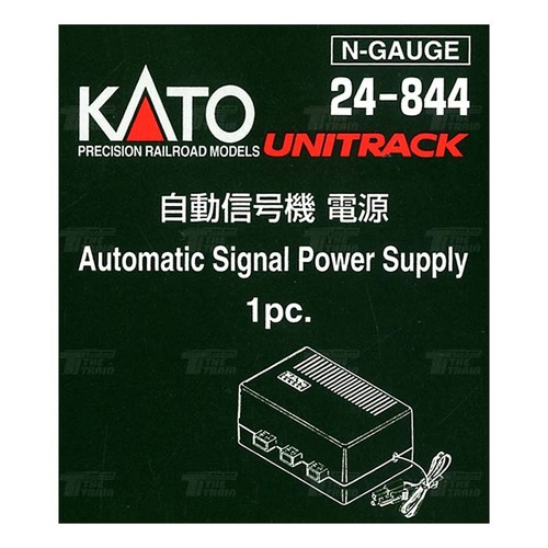 KATO 24-844 Automatic Signal Power Supply 1pcs