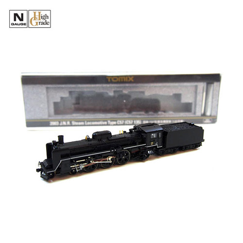 TM2003 J.N.R. Steam Locomotive Type C57 (C57-135)