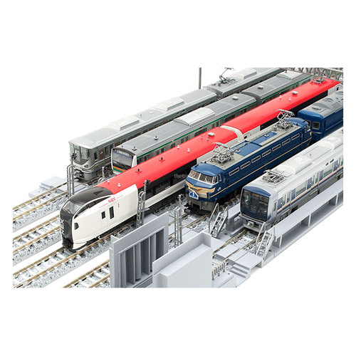 TM91017 Fine Track Extension Set for Rolling Stock Yard