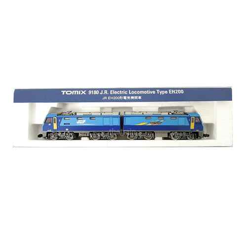 TM9180 J.R. Electric Locomotive Type EH200