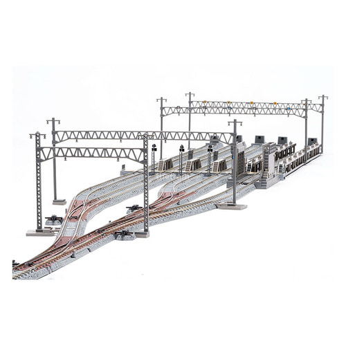 TM91016 Fine Track Rolling Stock Yard Rail Set