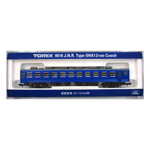 TM9518 J.N.R. Type OHA12-1000 Coach 1Pcs