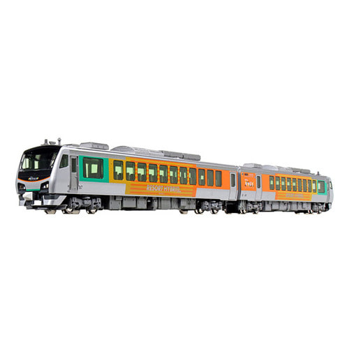 KATO 10-1369 HB-E300 Series `Resort Asunaro` 2Car Set