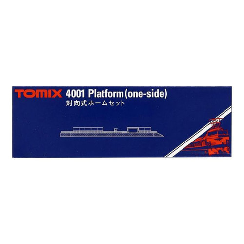 TM4001 One-Sided Platfor