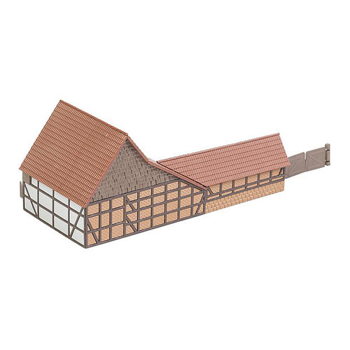 F232371 Agricultural building with accessories