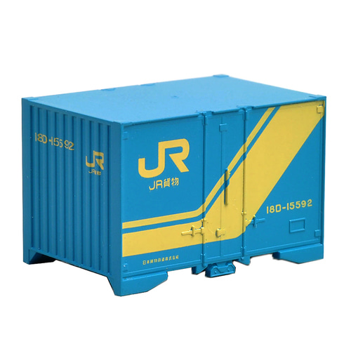 TM3112 J.R. Container Type 18D (5t Container) 3pcs