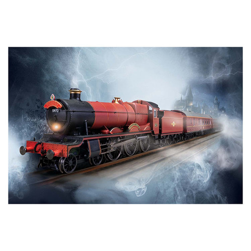 HORNBY R1234 Hogwarts Express Electric Train Set