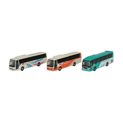TM301707 The Bus Collection Narita International Airport (NRT) A 3Cars Set