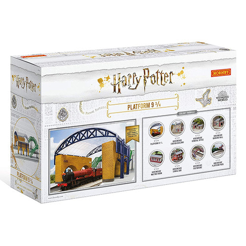HORNBY HO/OO R7236 Harry Potter Platform 9-3/4 Kit