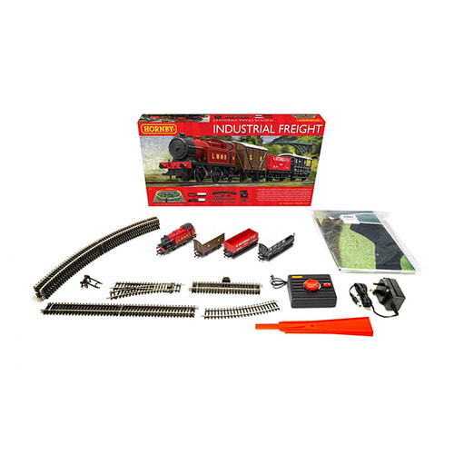 HORNBY R1228 Industrial Freight Train Set