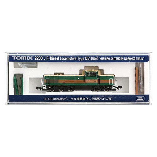 TM2233 J.R. Diesel Locomotive Type DE10-1000 [K,S,N]