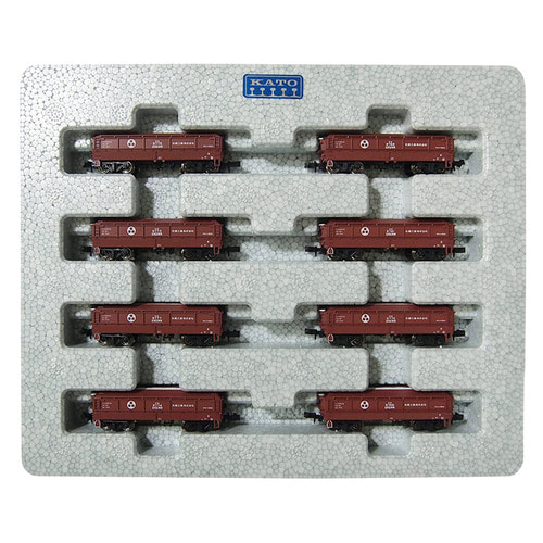 KATO 10-1277 HOKI9500 Yabashi Industries 8Car Set