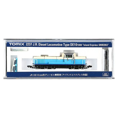 TM2237 J.R. Diesel Locomotive Type DE10-1000 [I,E,S]