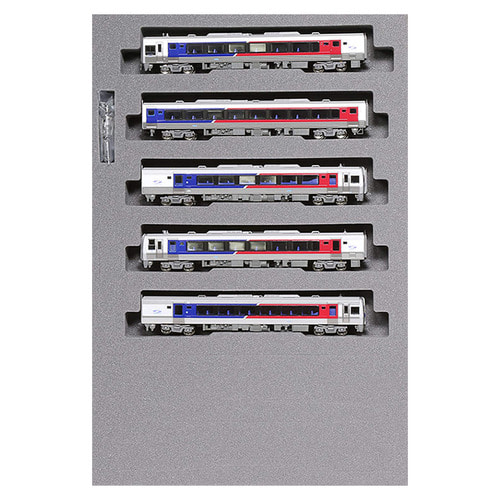 KATO 10-1628 J.R Shikoku Series N2000 Limited Express 5Car Set