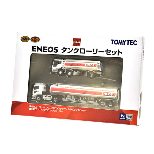 TM313069 Truck/Trailer Collection Eneos Tank Truck 2Cars Set