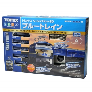 TM90159 Blue Train Starter Set