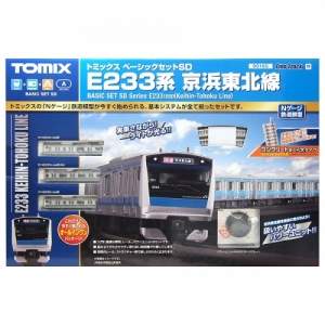 90165 basic set SD E233-1000 (Keihin-Tohoku Line)