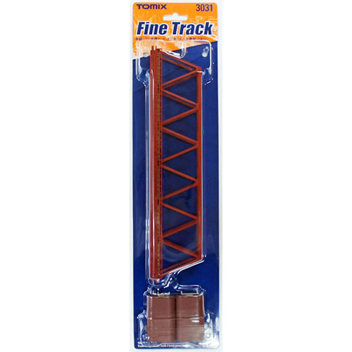 TM3031 Single wire truss-type Bridge (F) (red)