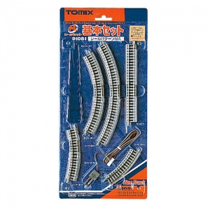 TM91081 Mini Rail Set Basic Set (rail pattern MA)