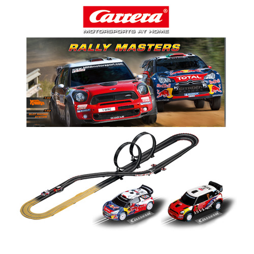 CA62274 CARRERA GO RALLY MASTERS