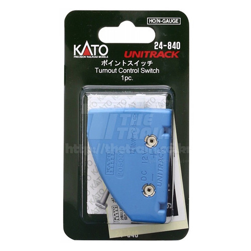 KATO 24-840 Unitrack Turnout Control Switch