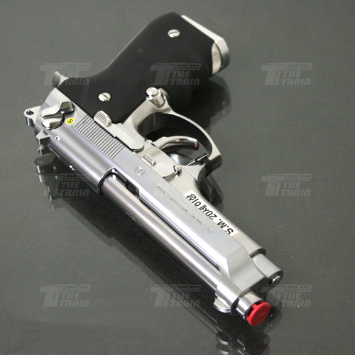 142122 Marui M92F Chrome Stainless Finishing