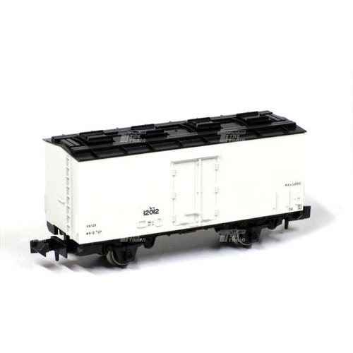 KATO 8006 Freight Car Re 12000 Refrigerator Car