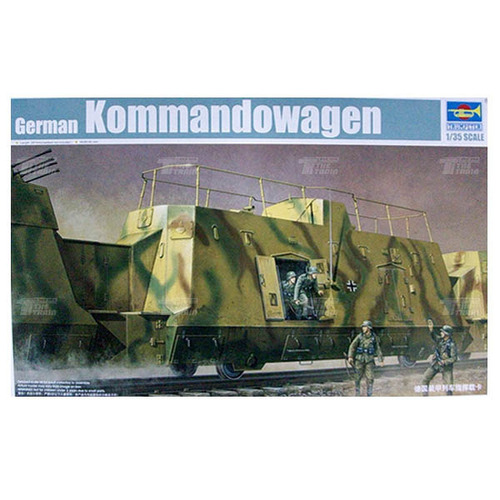 01510 1/35 German Kommandowagen