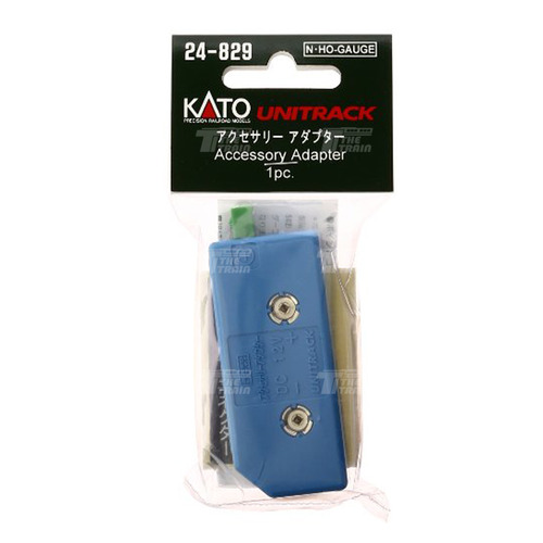 KATO 24-829 Unitrack Accessary Adapter 1Pcs