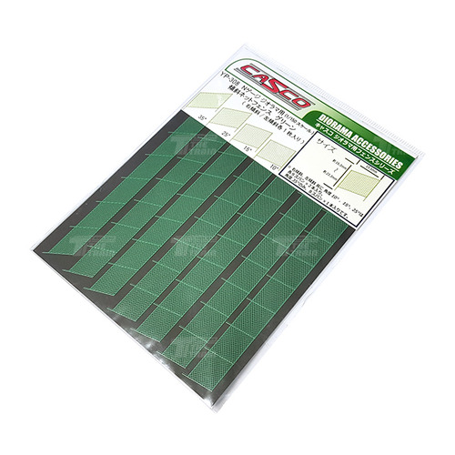 YP-308 Sloping net fence-green 2Sheets
