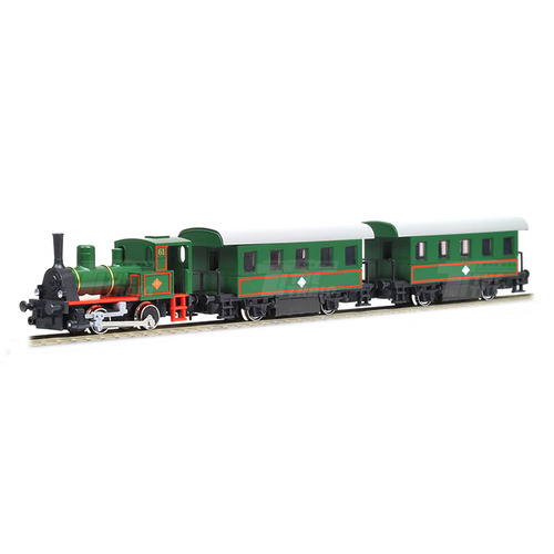 KATO 10-500-1 Steam Locomotive of Fun Town 3Car Set
