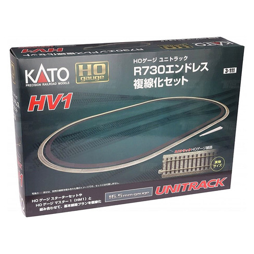KATO 3-111 R730 Outer Track Oval Set [HV1]