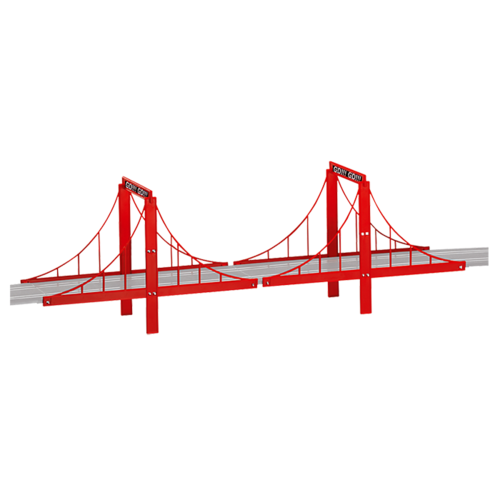 CA61604 GO Bridge
