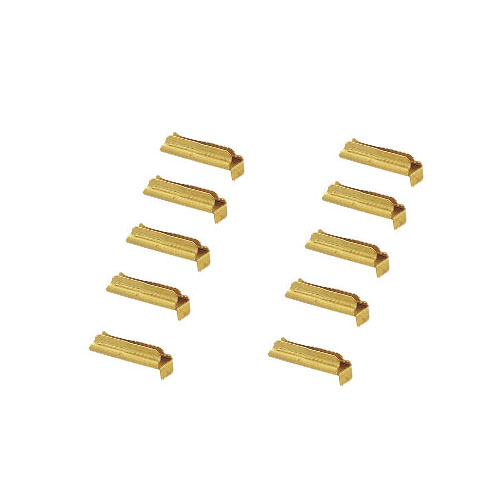 L10001 Metal Rail Joiners 10 PCs