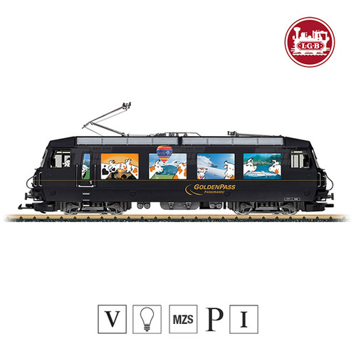 L27425 MOB Class Ge 4/4 Electric Locomotive