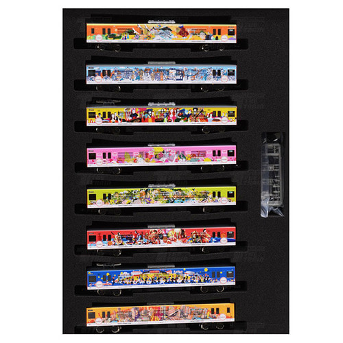 GM50582 J.R. Series 103 `Osaka Power Loop` Eight Car Formation Set 8Car Set