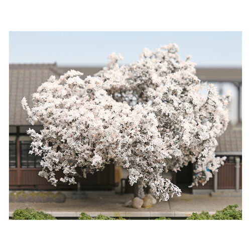 KATO 24-366 Cherry Blossoms Tree Kit 12pcs