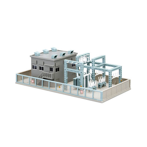 TM4223 Substation (Gray/Sectional)
