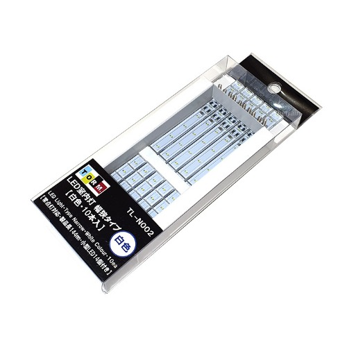 TL-N002 LED Illumination Lighting Kit [Narrow / White Color] 10pcs