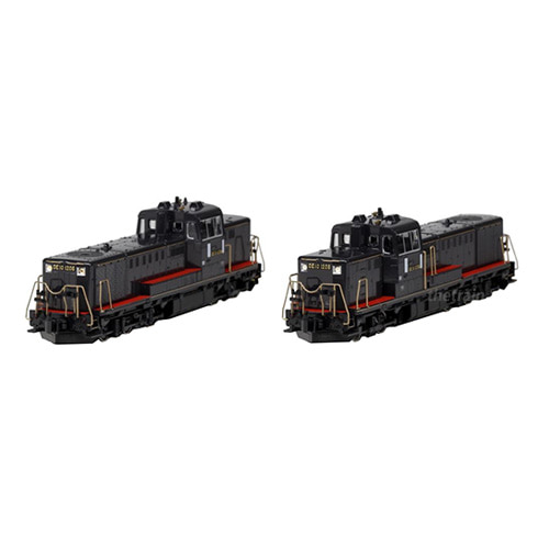 KATO 10-1534  [Limited Edition] Diesel Locomotive Type DE10  J.R. Kyushu Railway 2Cars
