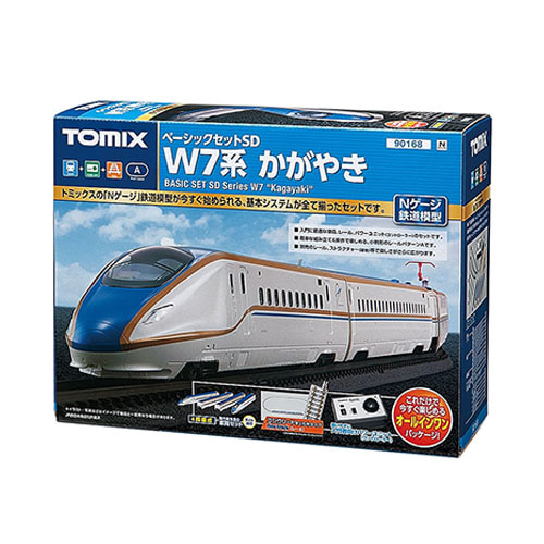 TM90168 basic set SD W7 series 4-car