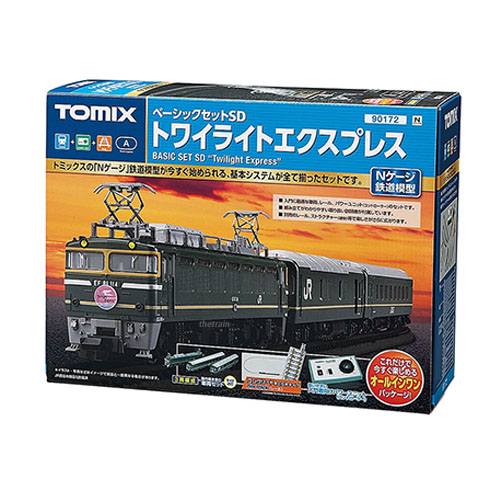 TM90172 basic set SD twilight Express