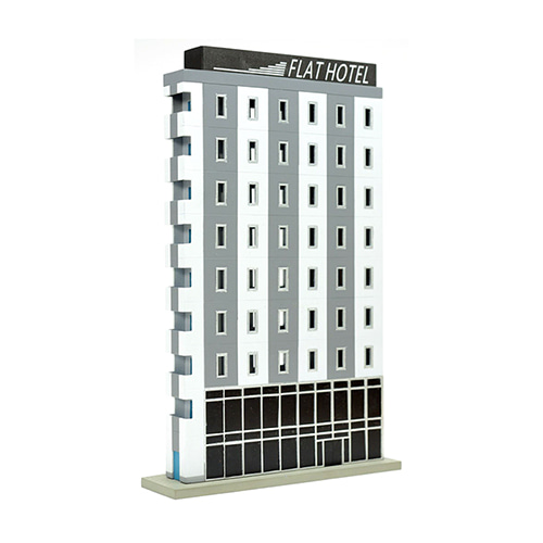 TM301097 The Building Collection 164 Flat Building B