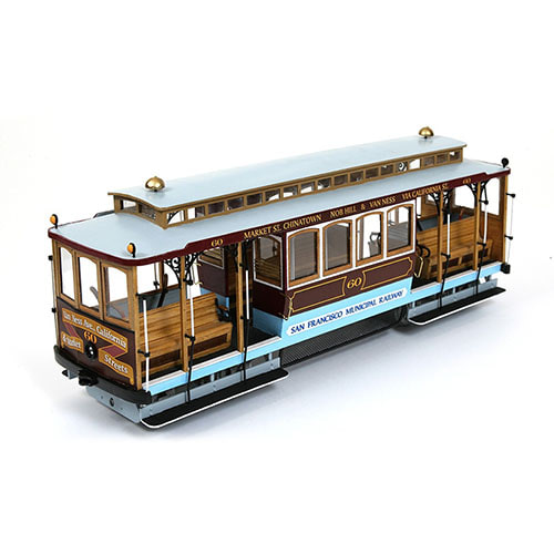 OCCRE 53007 1/24 San Francisco(Cable Car)