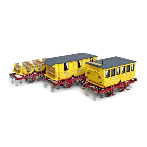 OCCRE 56001 1/24 ADLER CARRIAGES